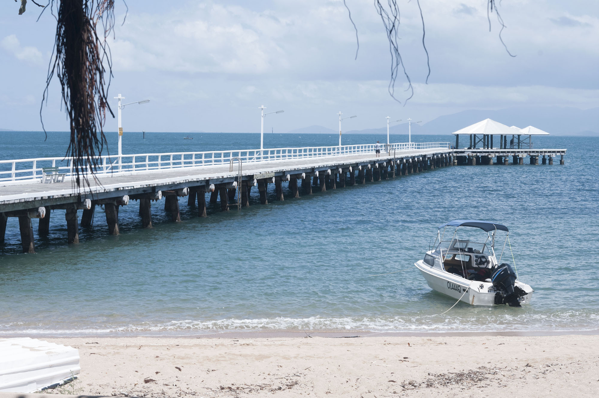 Picnic bay jetty