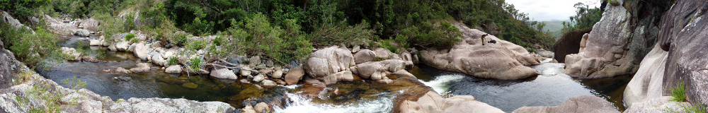 Upper Jourama Falls, Waterview Creek