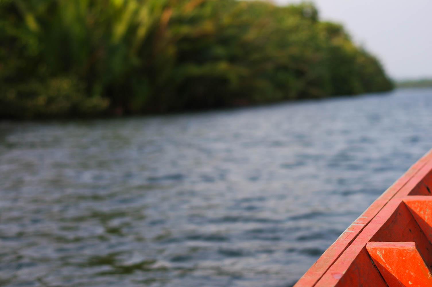 Asia boat ride
