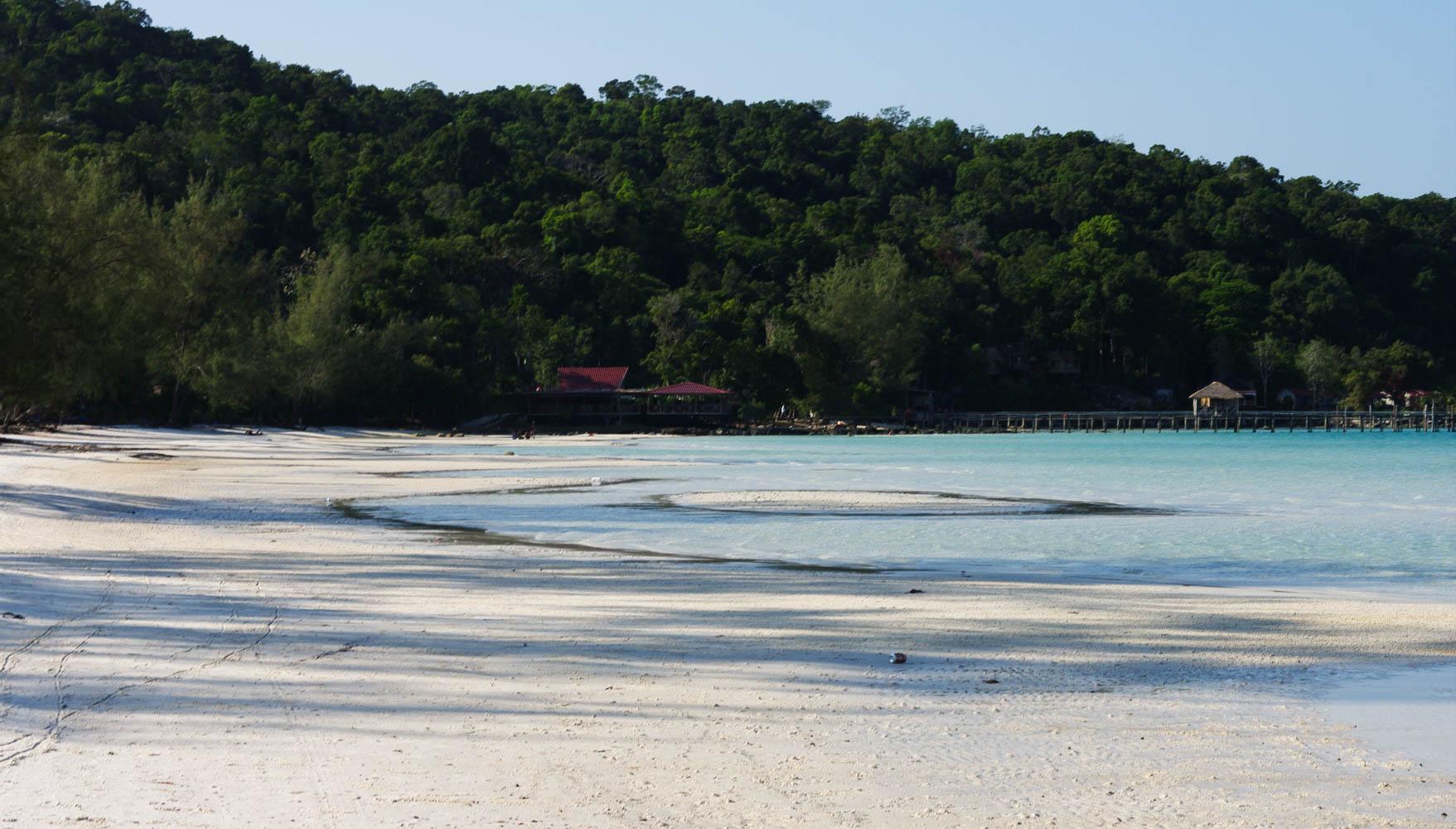 Koh Rong Samloem Beach Island Cambodia