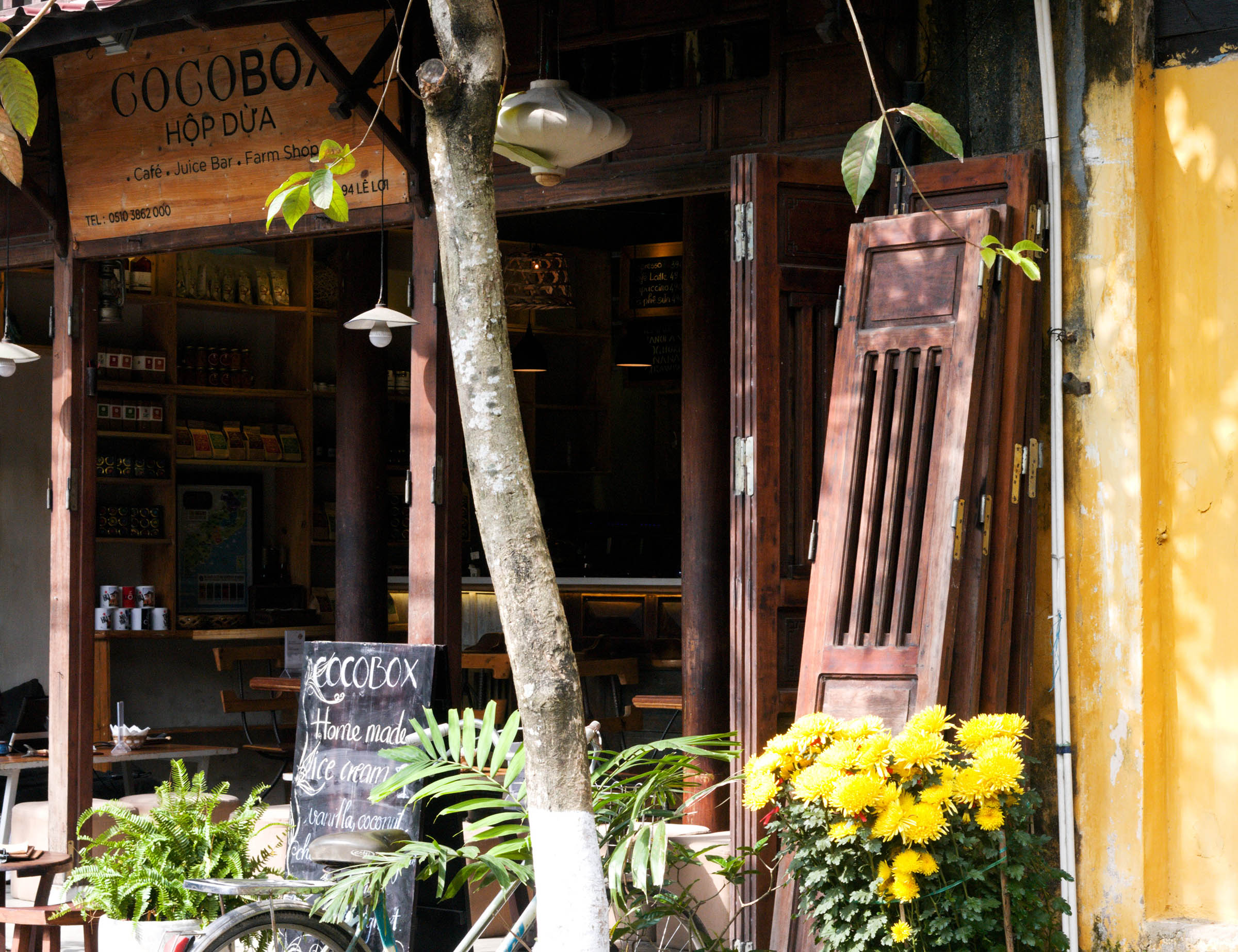 Cocobox shop Hoi An