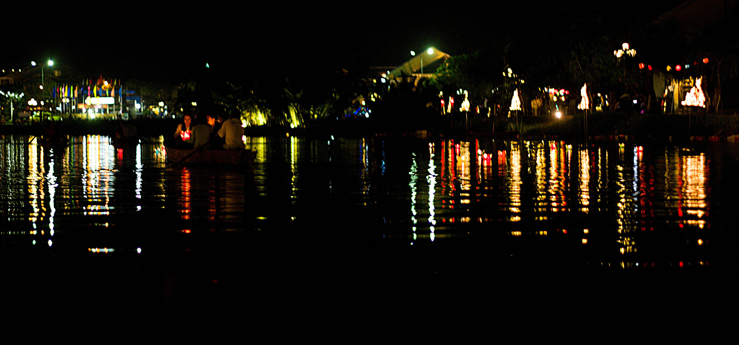 Hoi An night lights