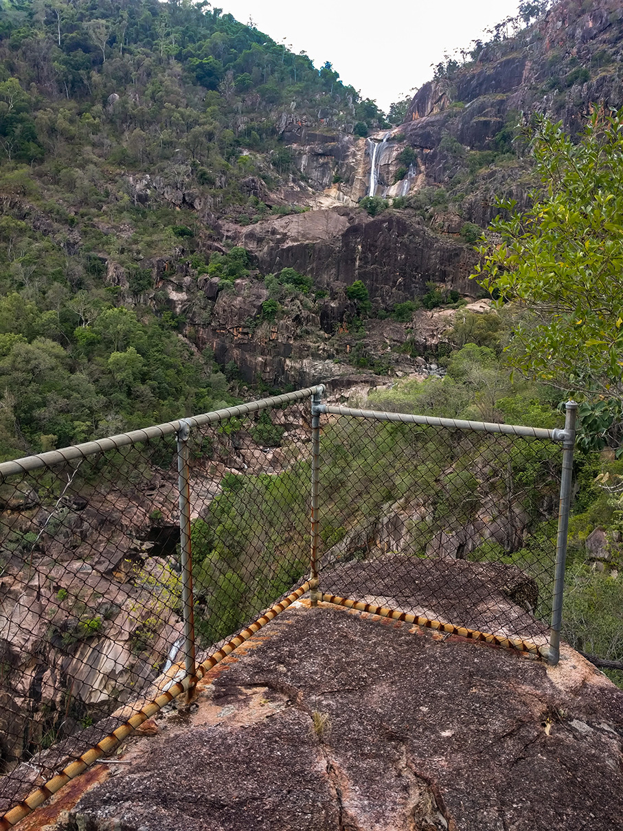 Old Jourama Falls lookout
