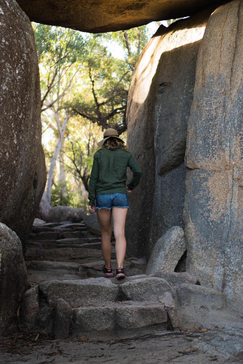 Granite Arch at Girraween National Park
