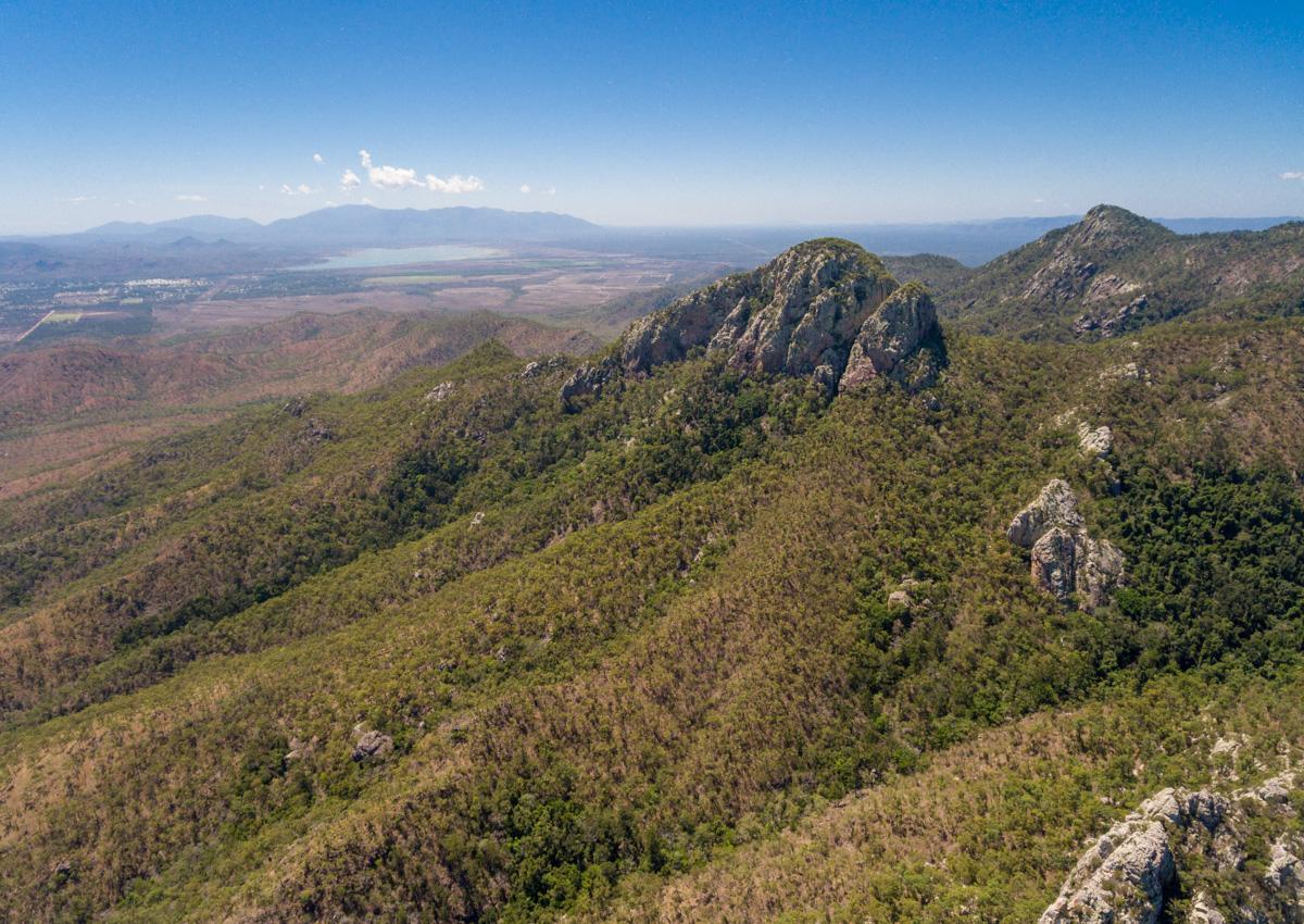 Frederick Peak, Townsville