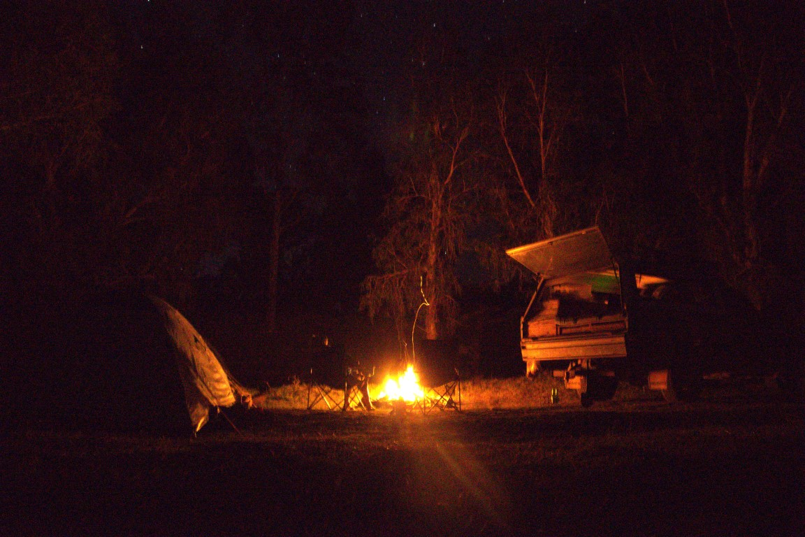 Campfire Reedybrook Station
