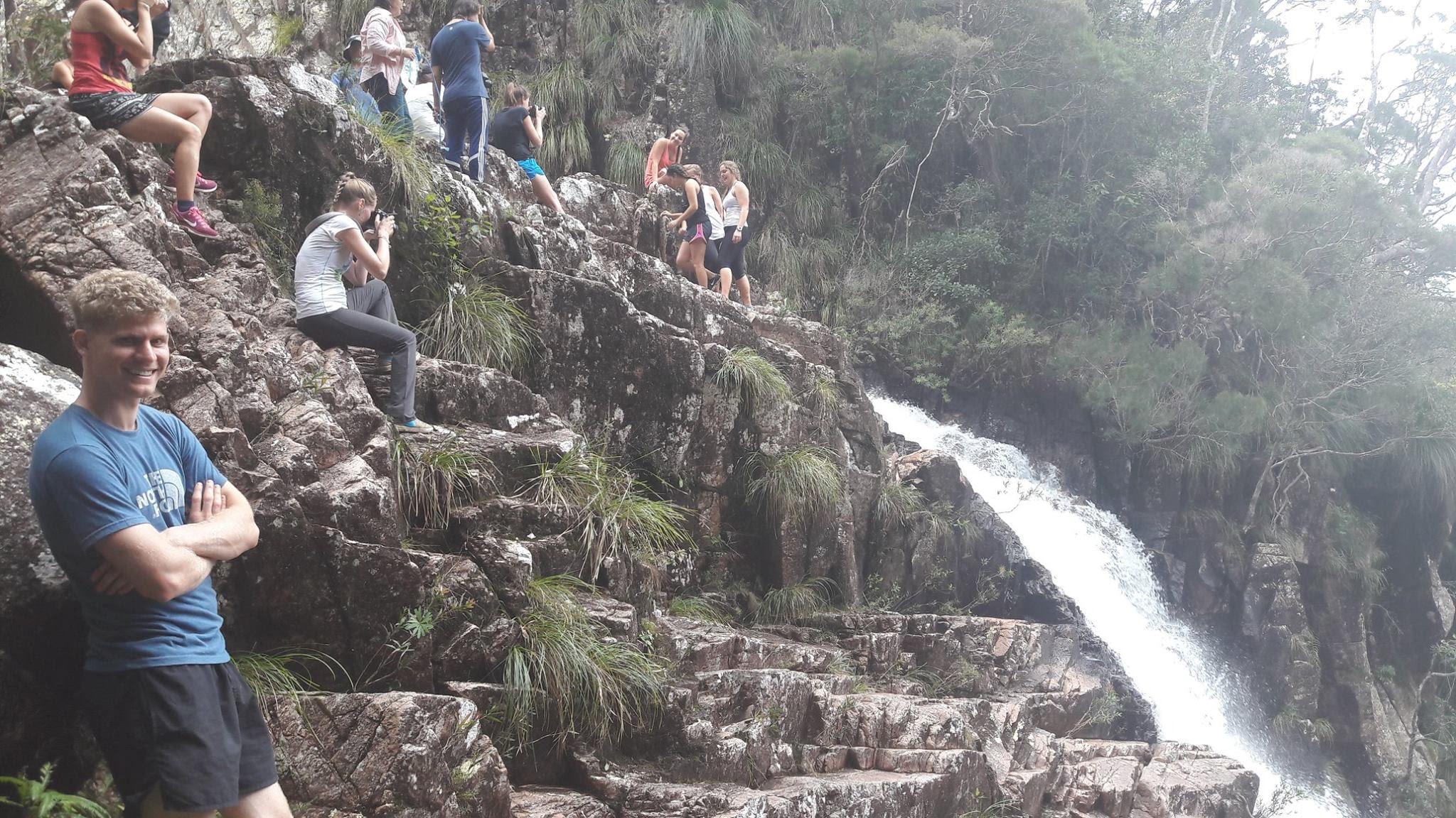Crystal Falls, Paluma