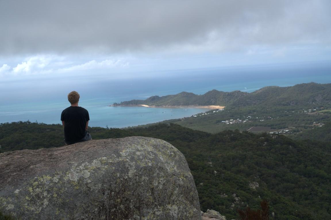 Mt Cook Pinnacles view