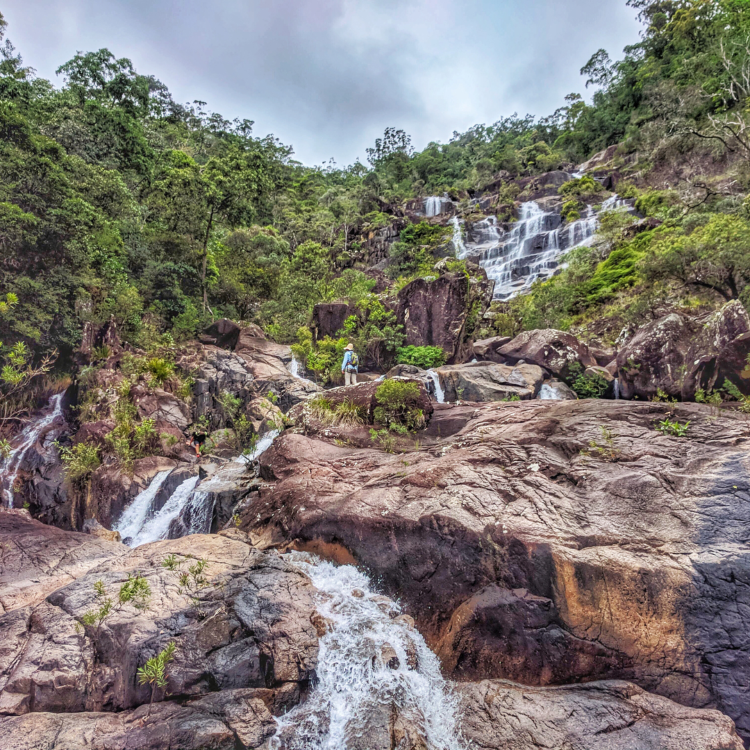 Waterfall Creek, Paluma Range National Park, Queensland, Australia