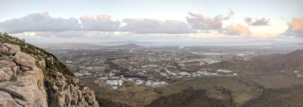 Mt Stuart panorama