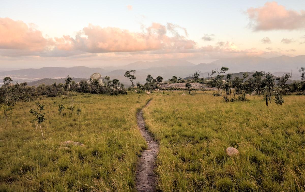 Mt Stuart Playground trail