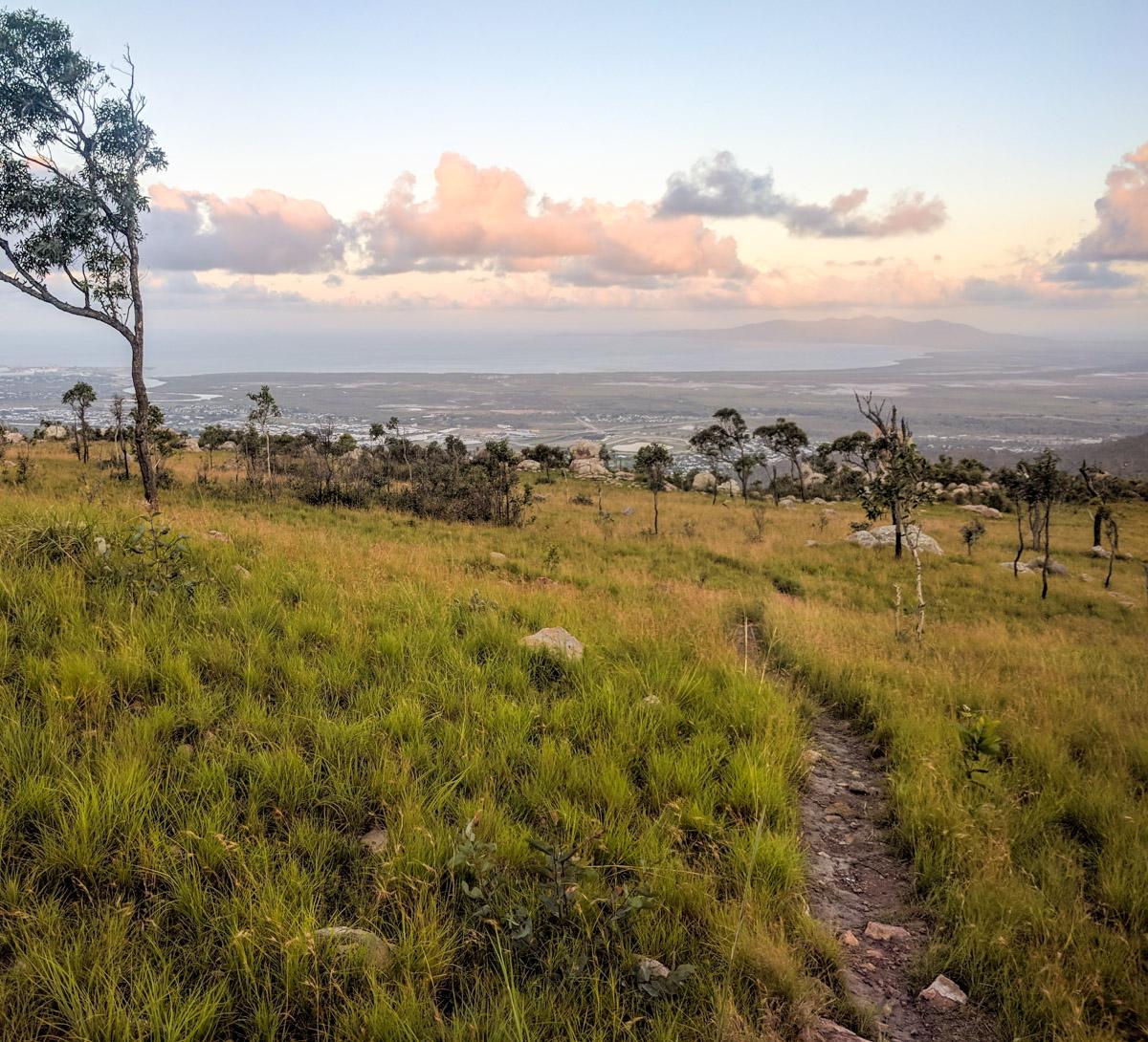 Mt Stuart trail