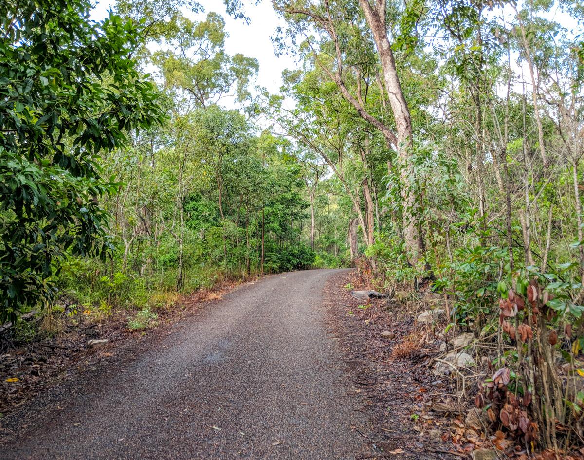 Intake Road, Paluma