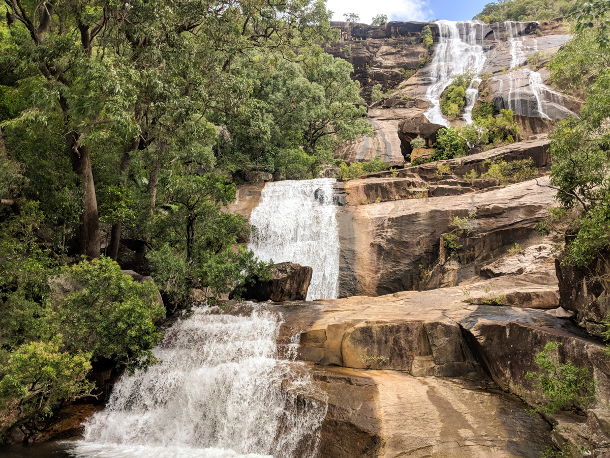 Alligator Creek Falls, Bowling Green Bay National Park, Queensland, Australia
