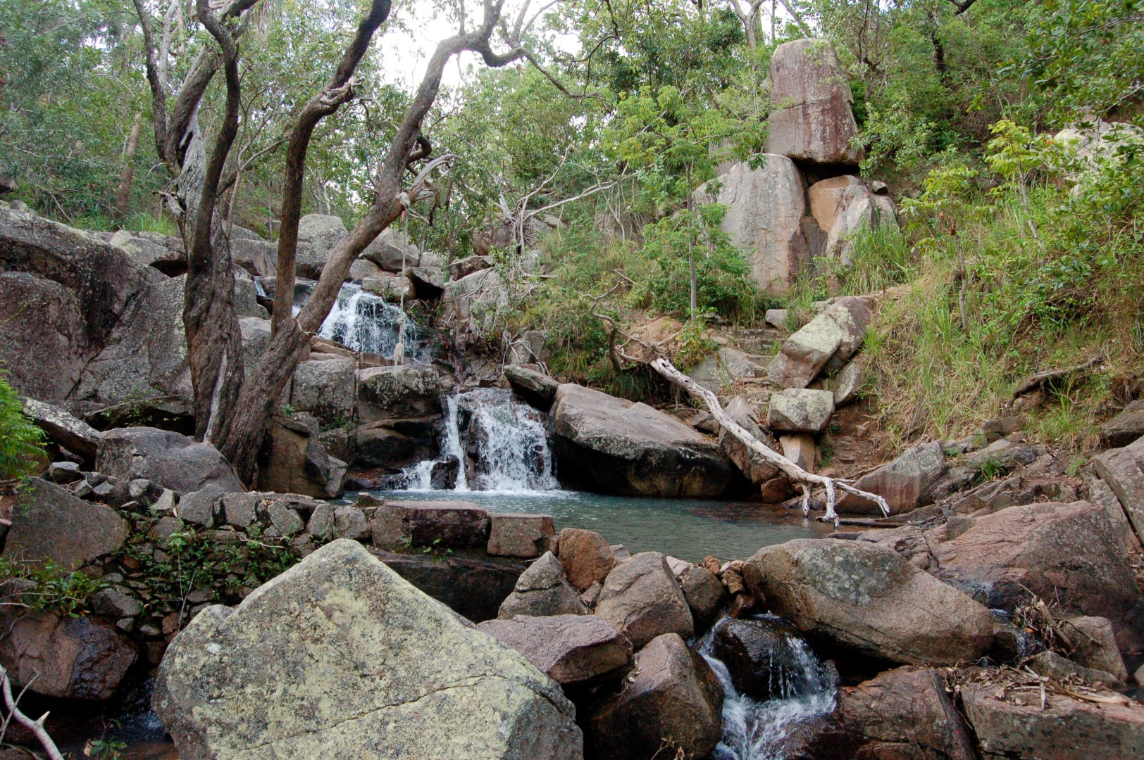 Endeavour Falls, Magnetic Island
