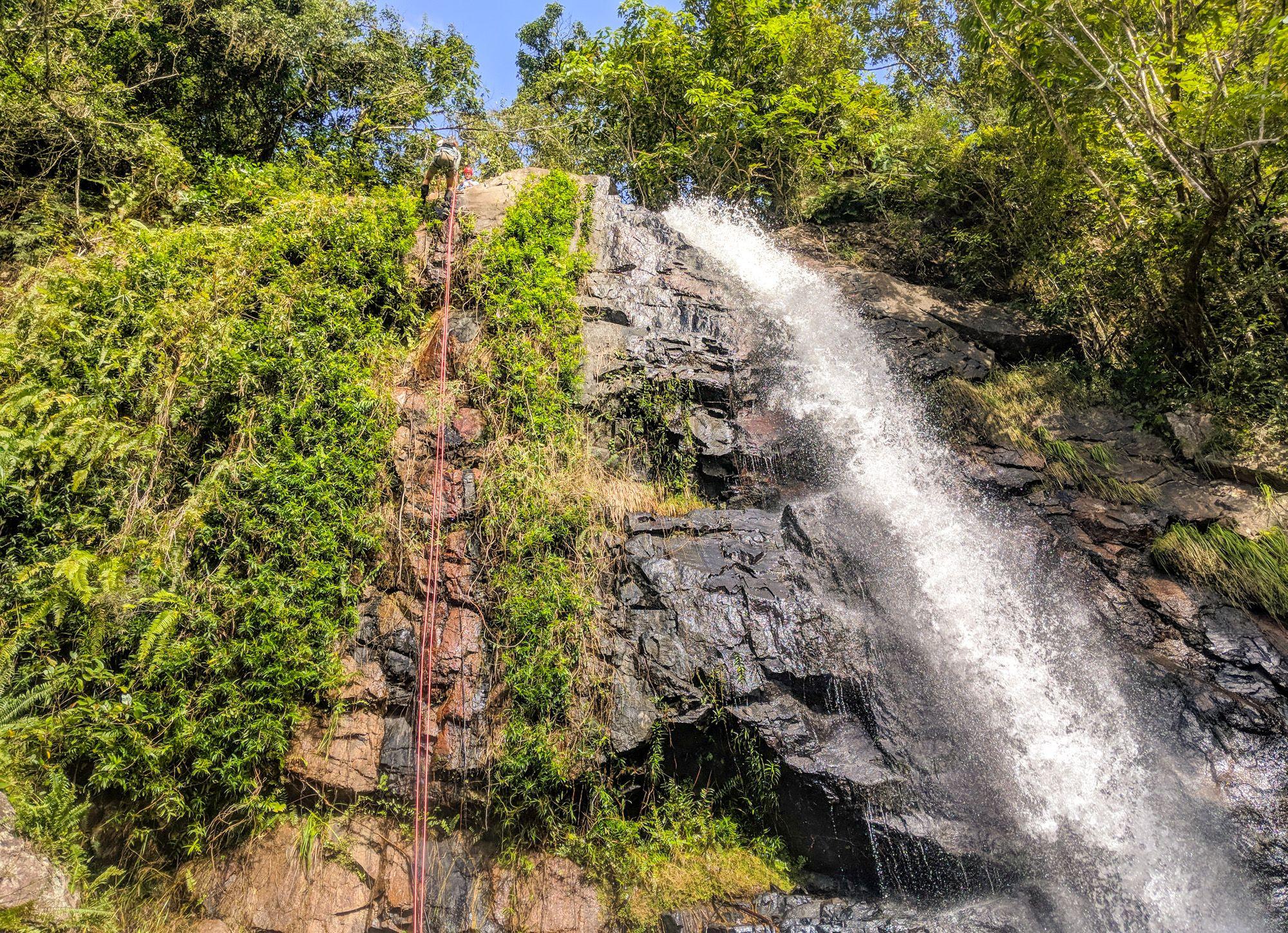 hillary creek falls