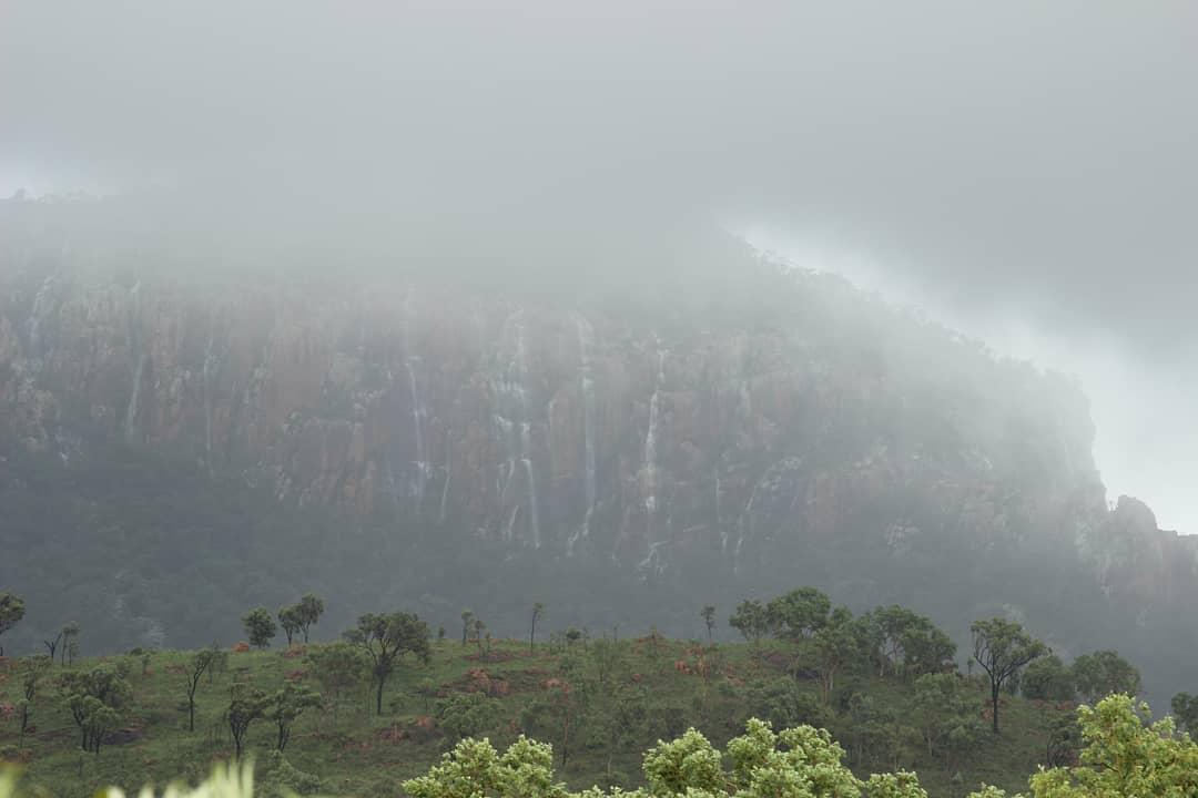 mt stuart waterfalls