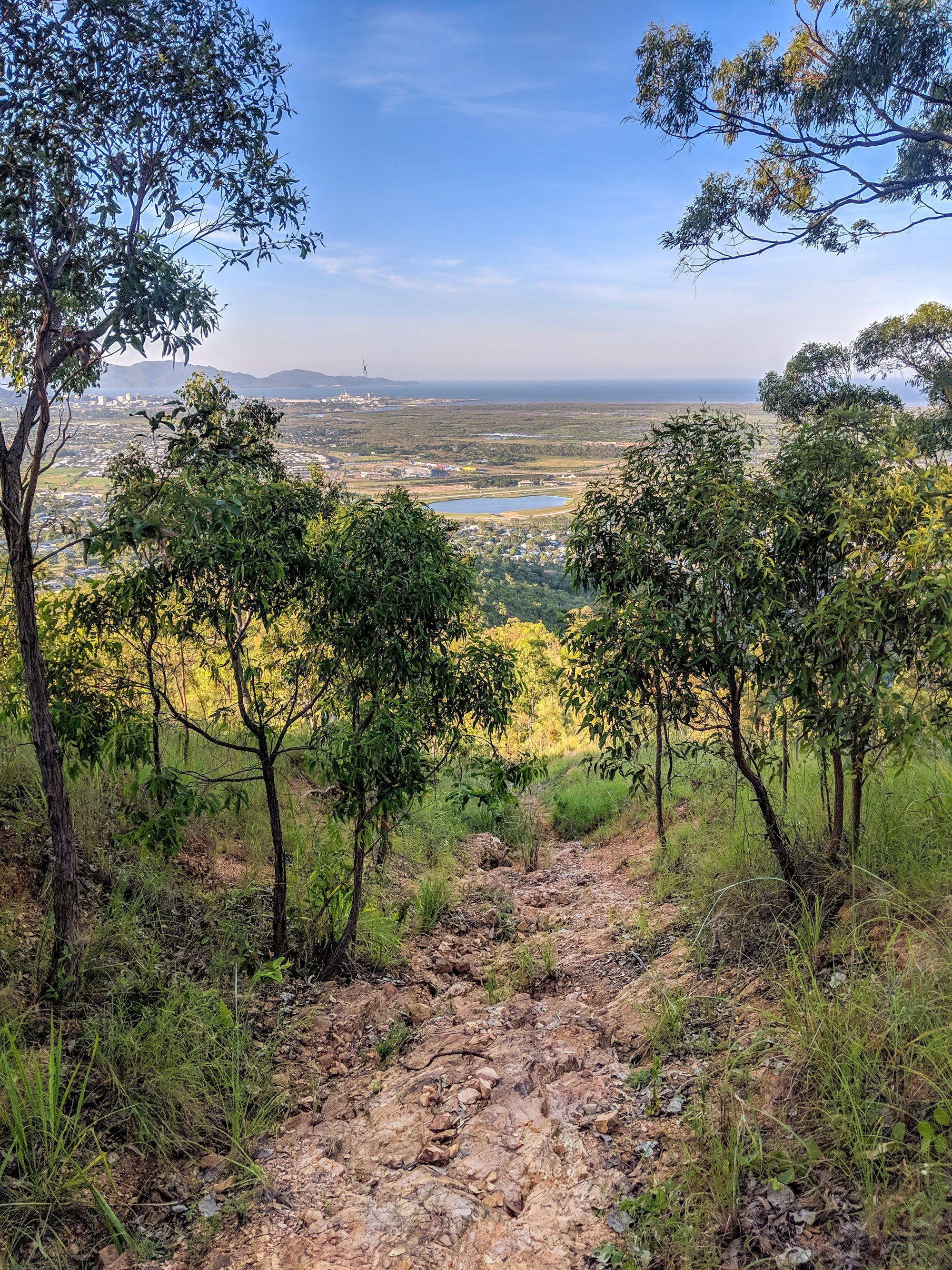 Wulguru Hills tracks