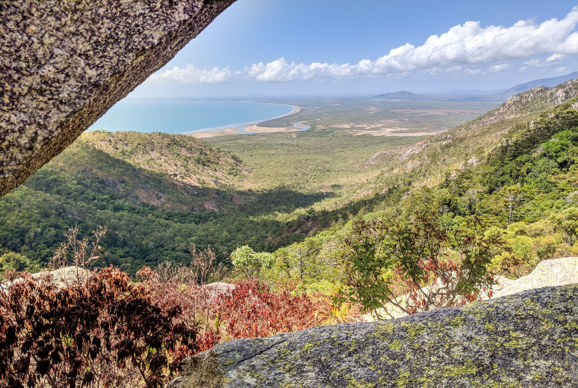 view cape cleveland