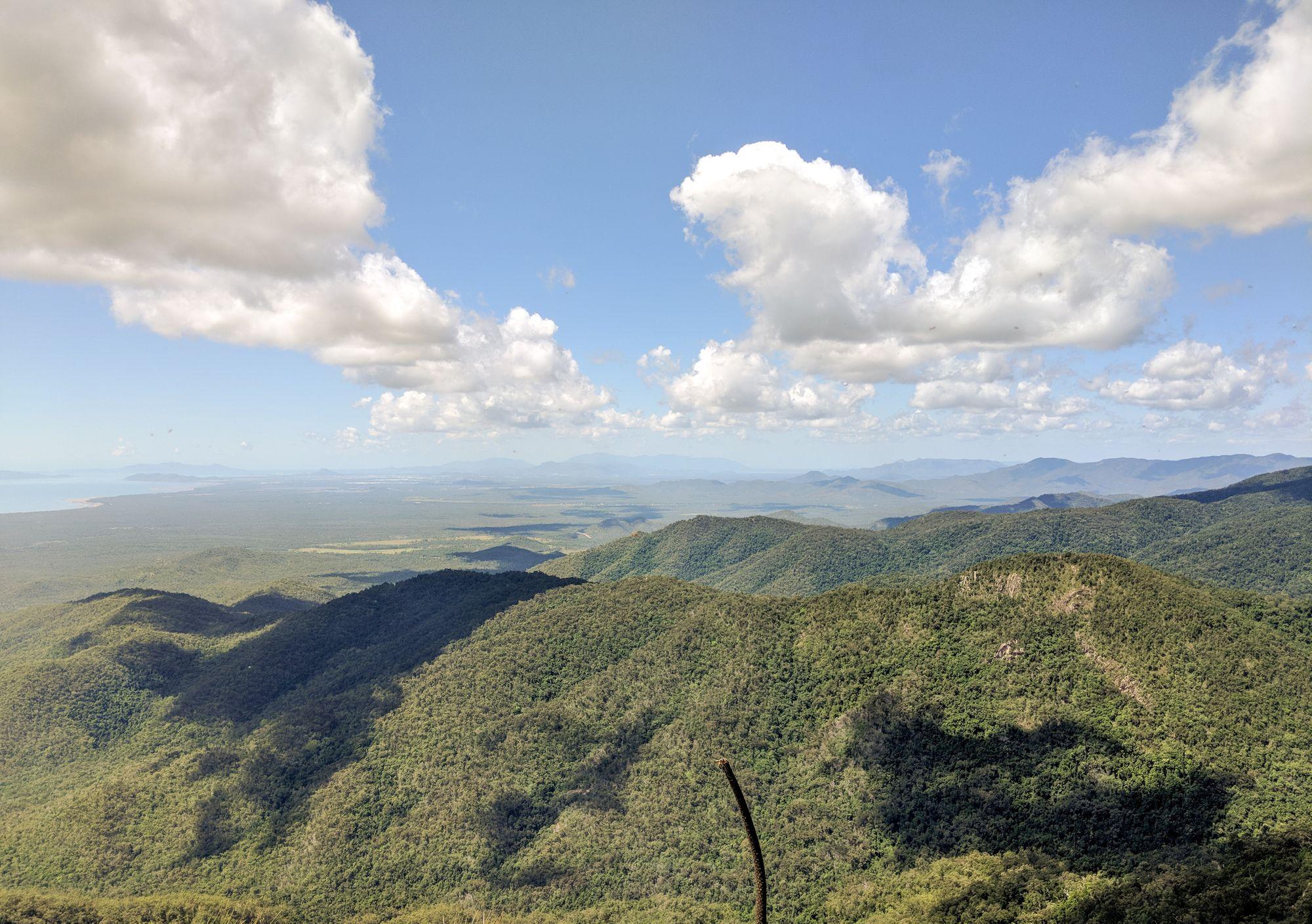 godwin peak view