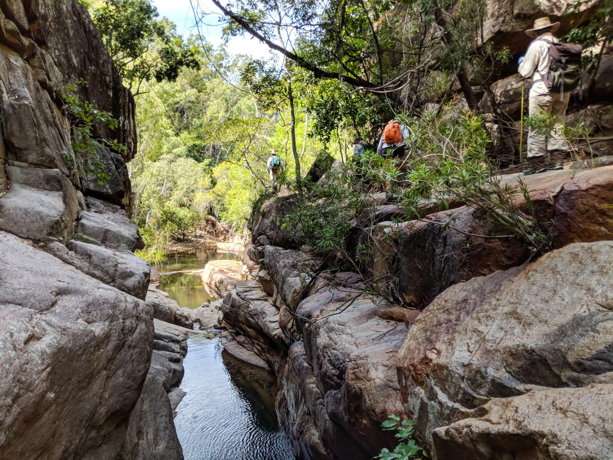 walkers creek gorge