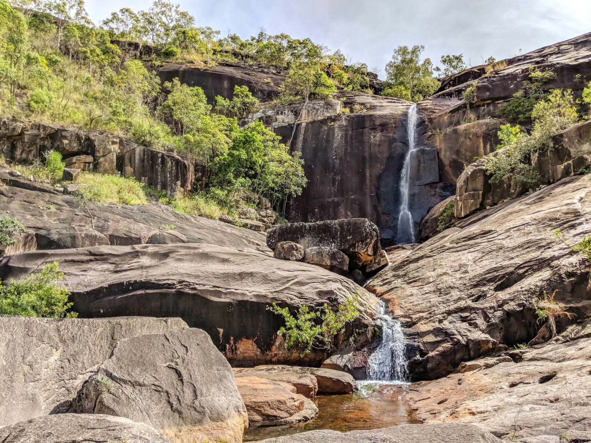 walkers creek waterfall