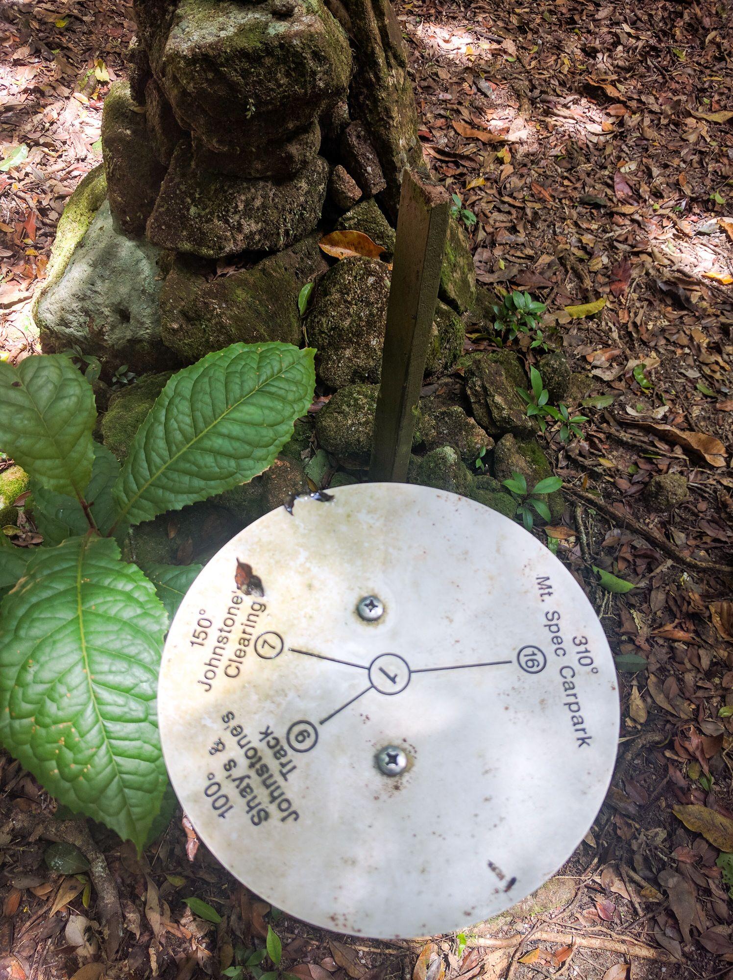 paluma trail signage