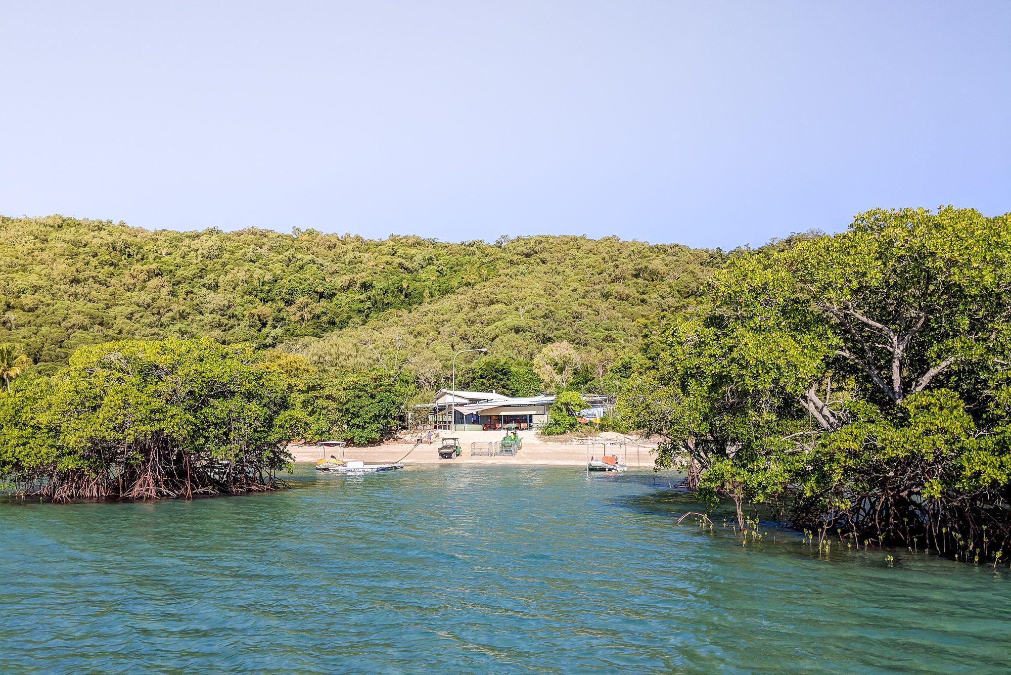 JCU Orpheus Island Research Station