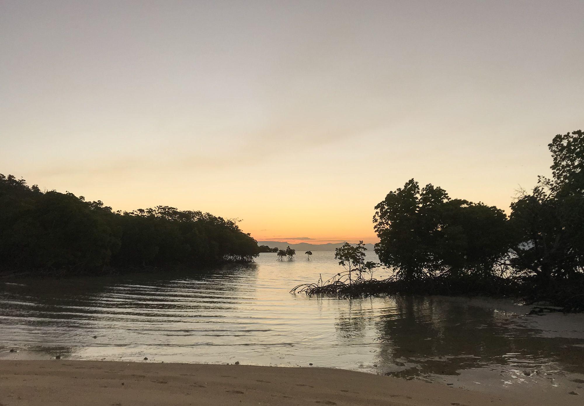 Orpheus Island sunset