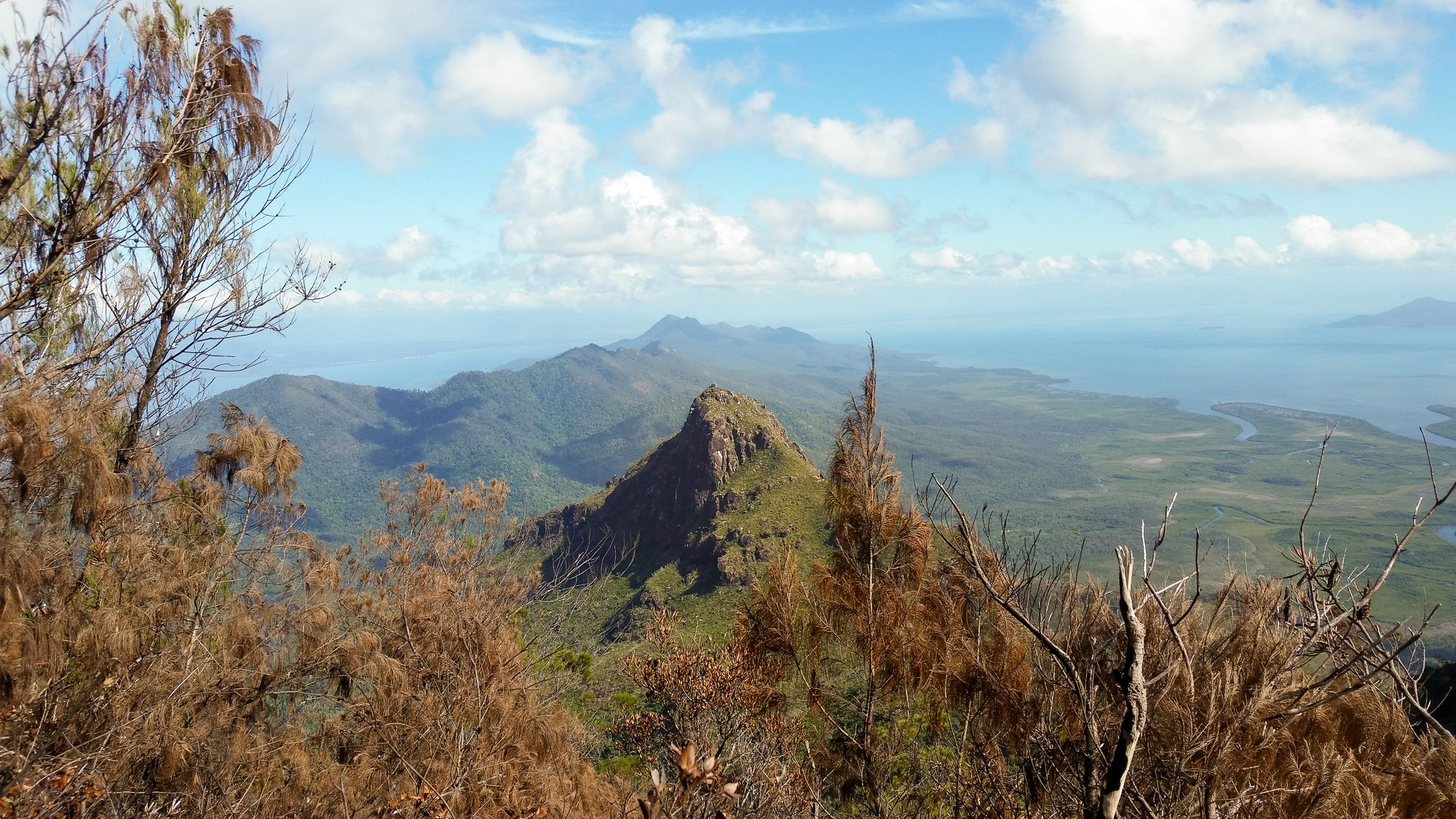 West Peak Hinchinbrook Island