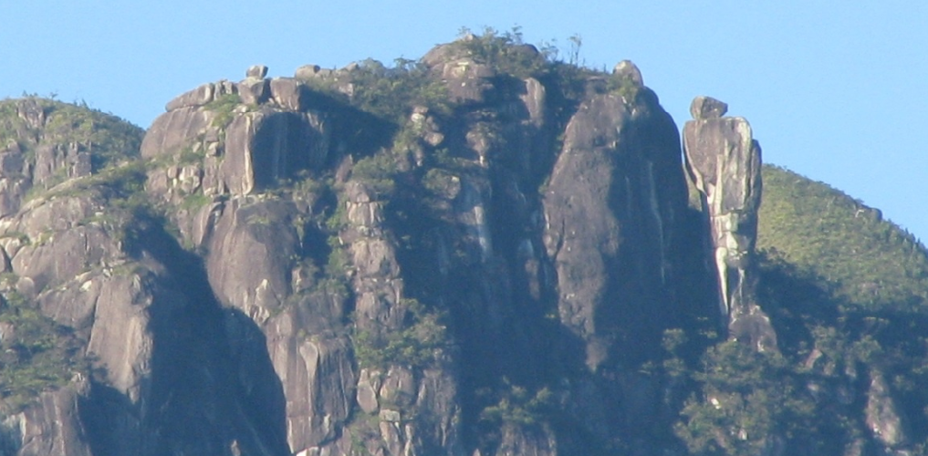 North Peak and The Prophet, Hinchinbrook Island