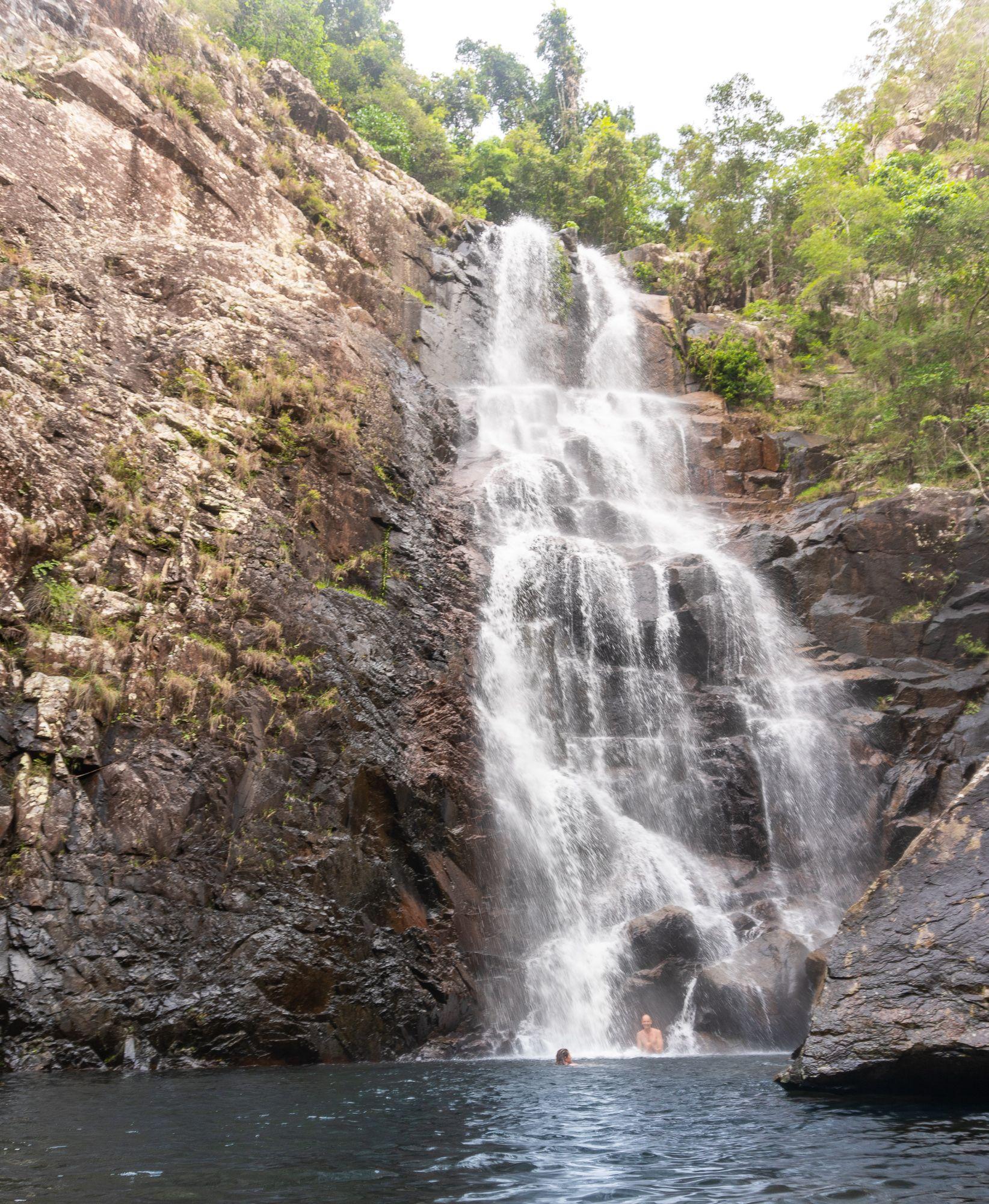 Big Ollera Falls