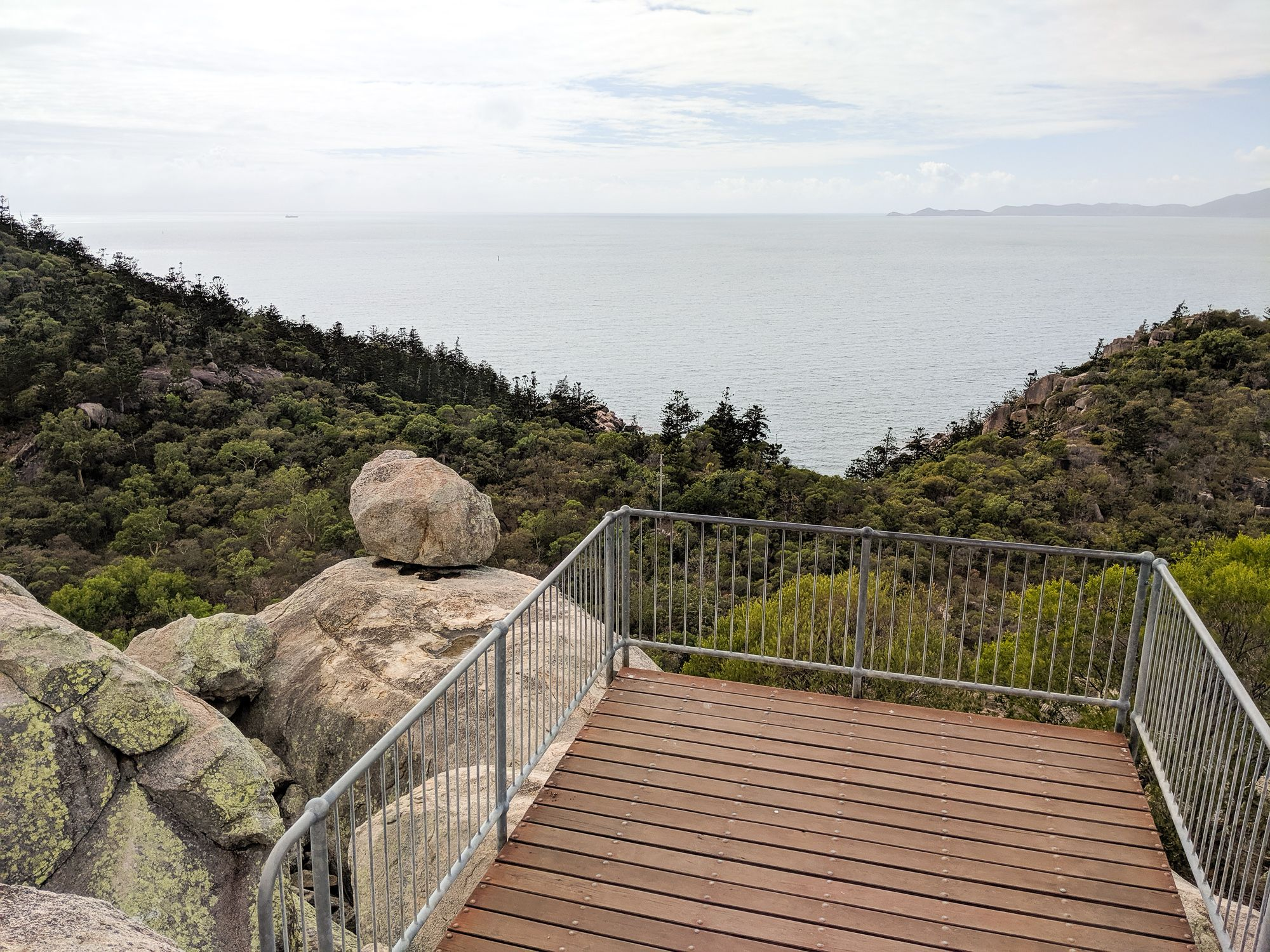 Sphinx Lookout, Magnetic Island