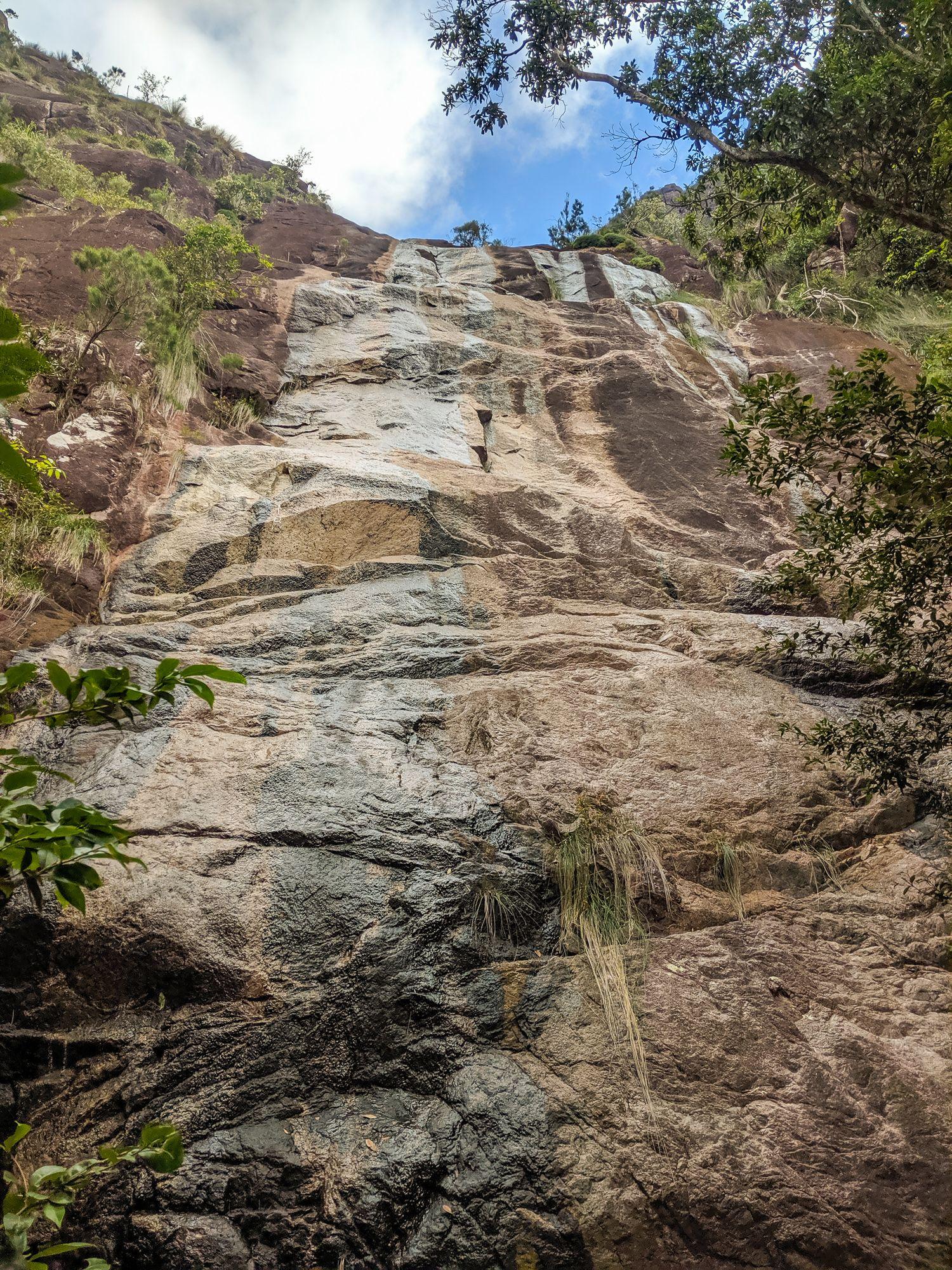 Thumb Creek Falls, Hinchinbrook Island