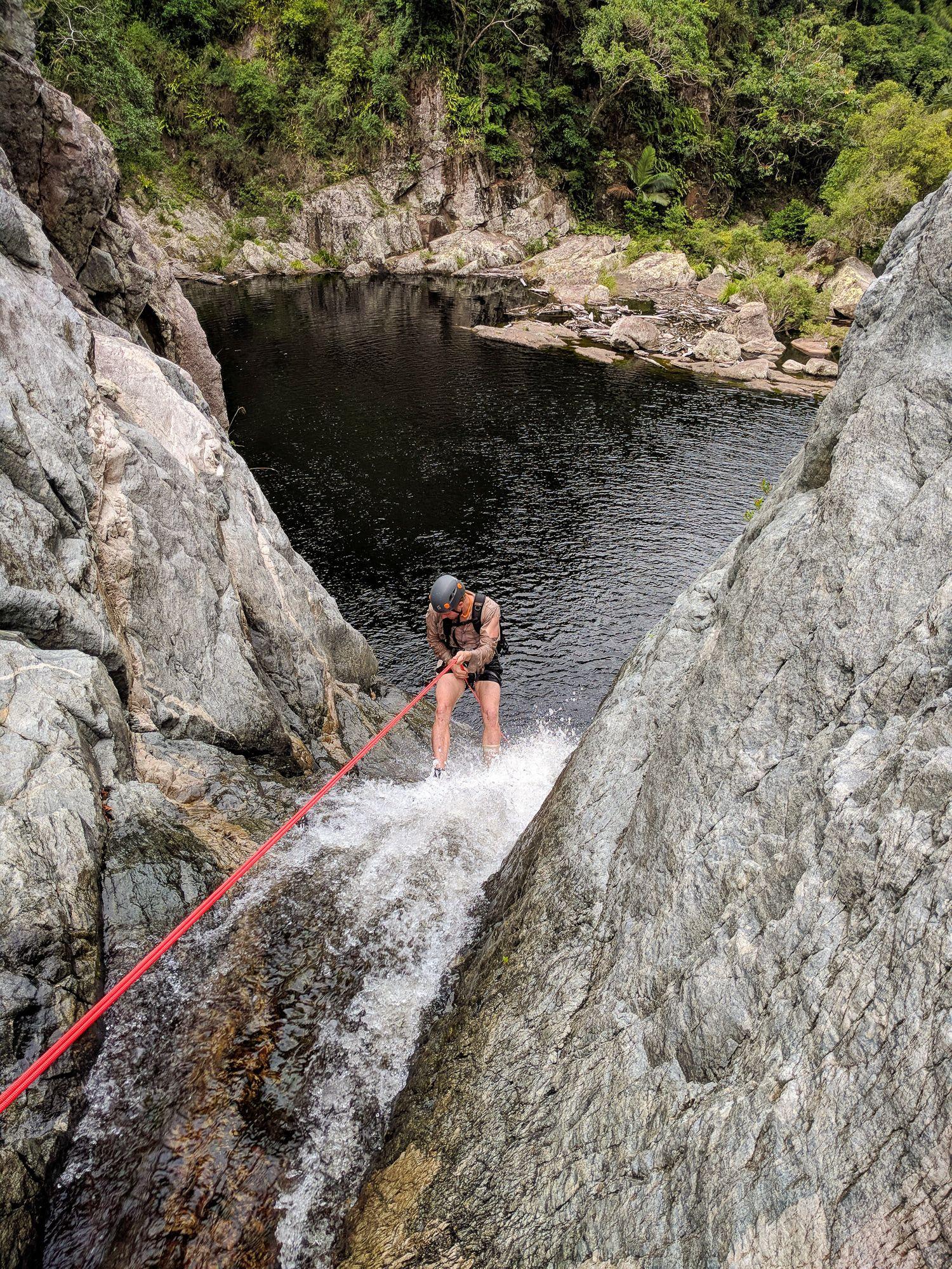 rappel 2 waterview creek