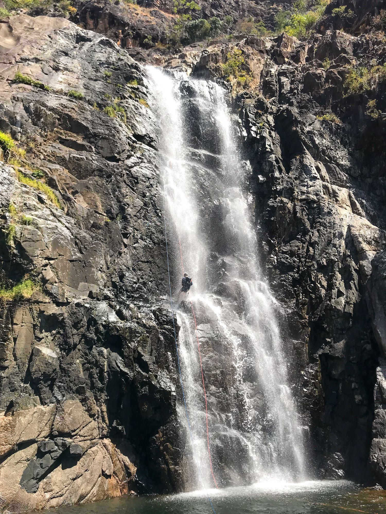 Rappel 6 Jourama Falls