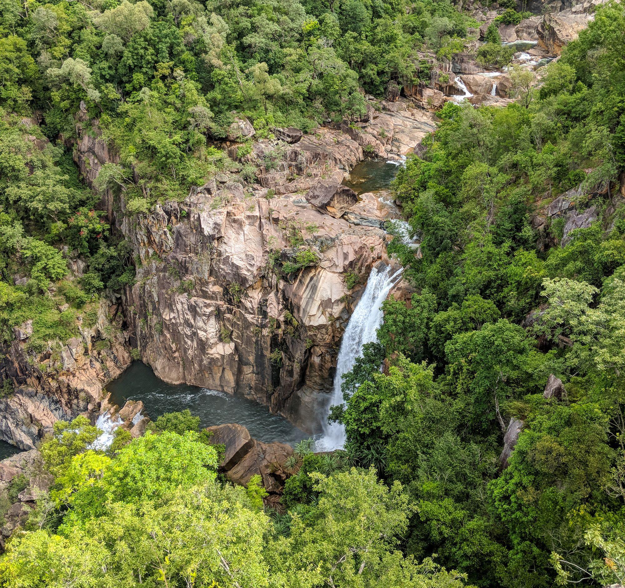 Rappel 7 Jourama Falls