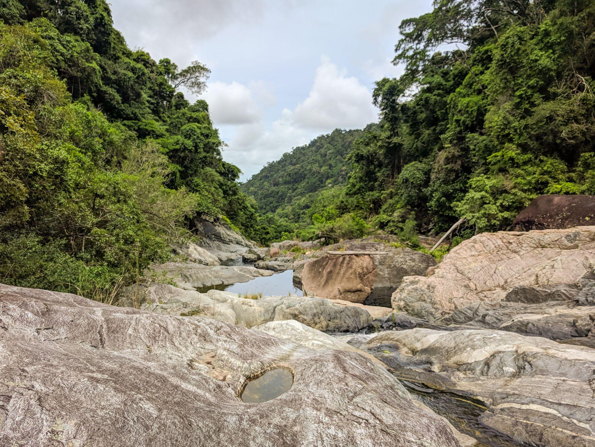 upper waterview creek 1