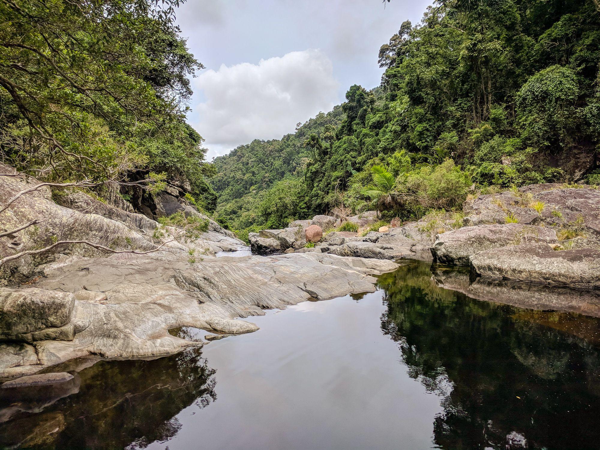 upper waterview creek 2