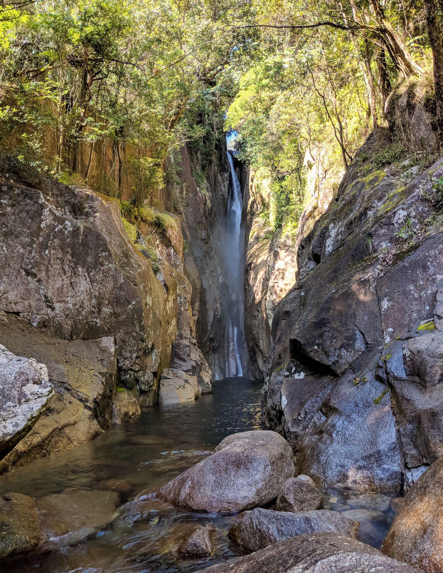 Babinda Falls