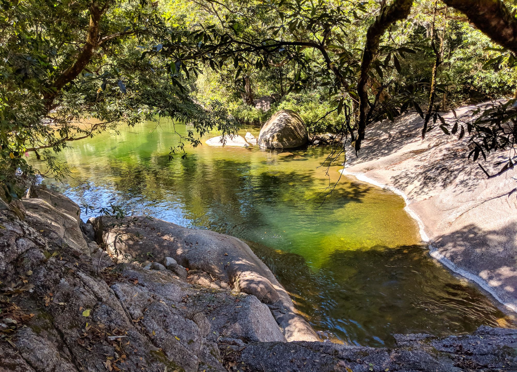 Babinda Creek Swimming Pool