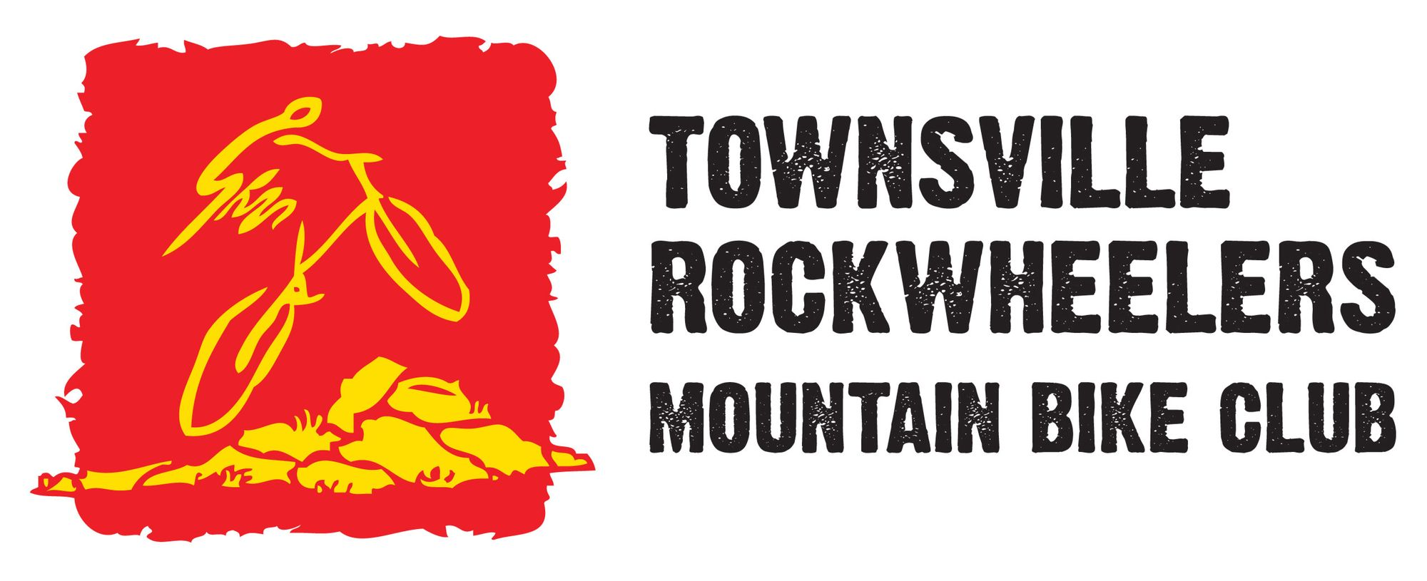 Townsville Rockwheelers Mountain Bike Club logo