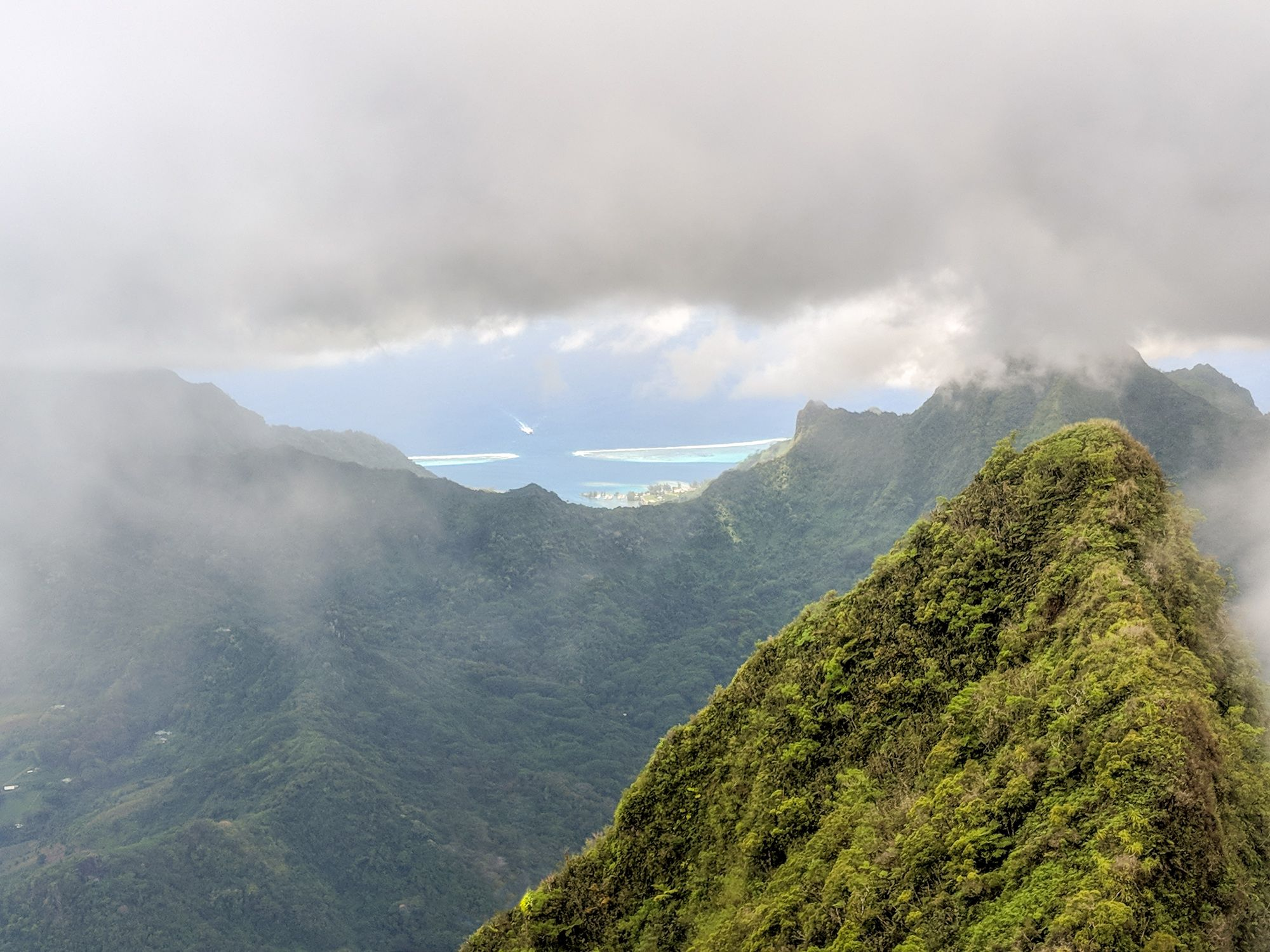 Mount Rotui South Peak