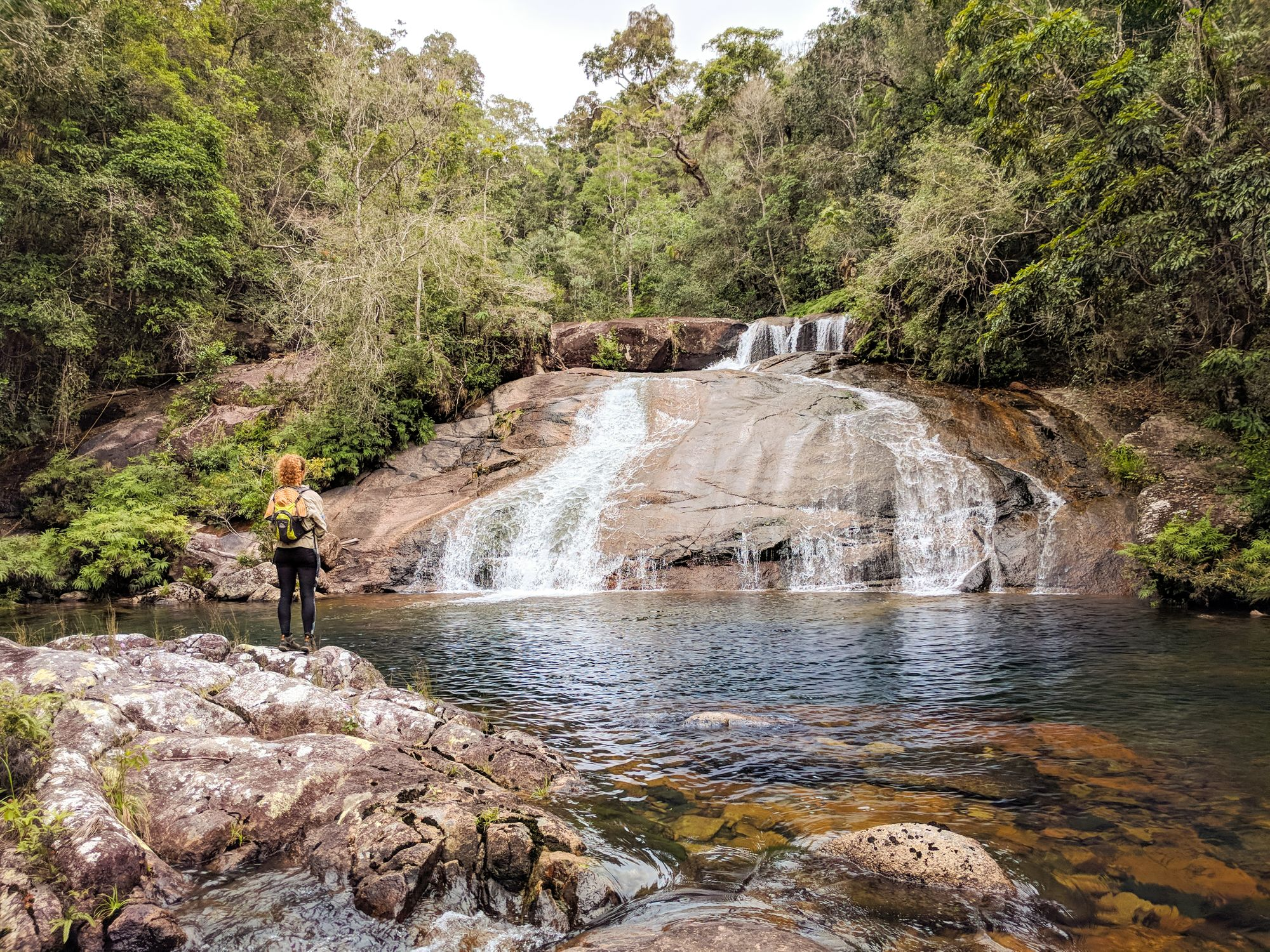 Diorite Falls, Waterfall Creek, Paluma Range National Park