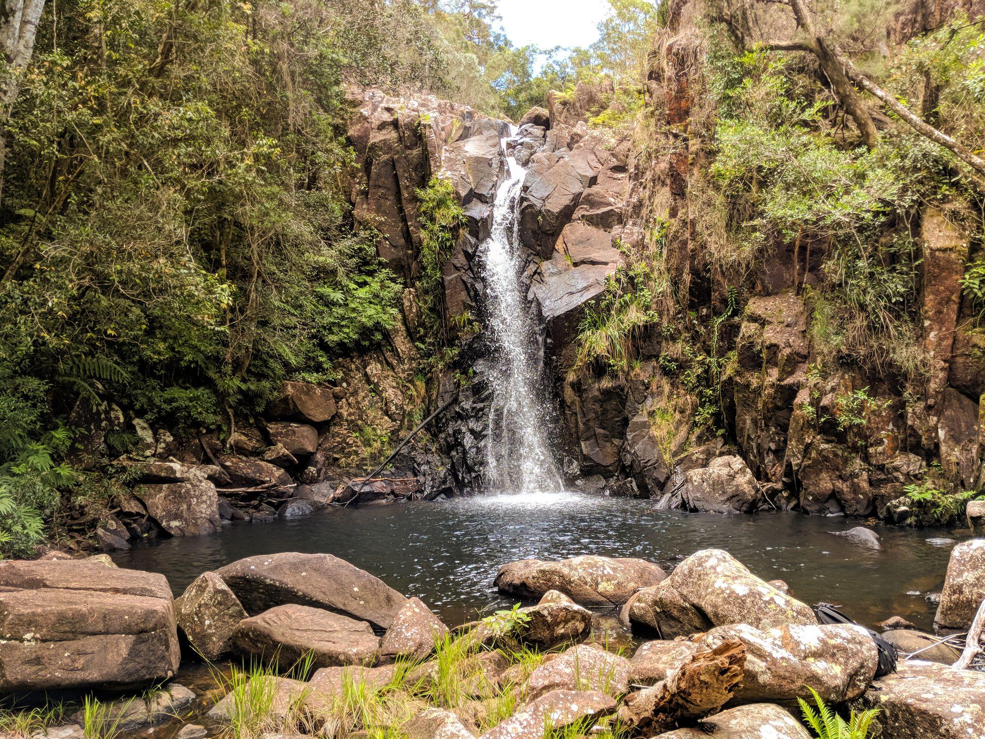 Ethel Falls, Paluma Range National Park