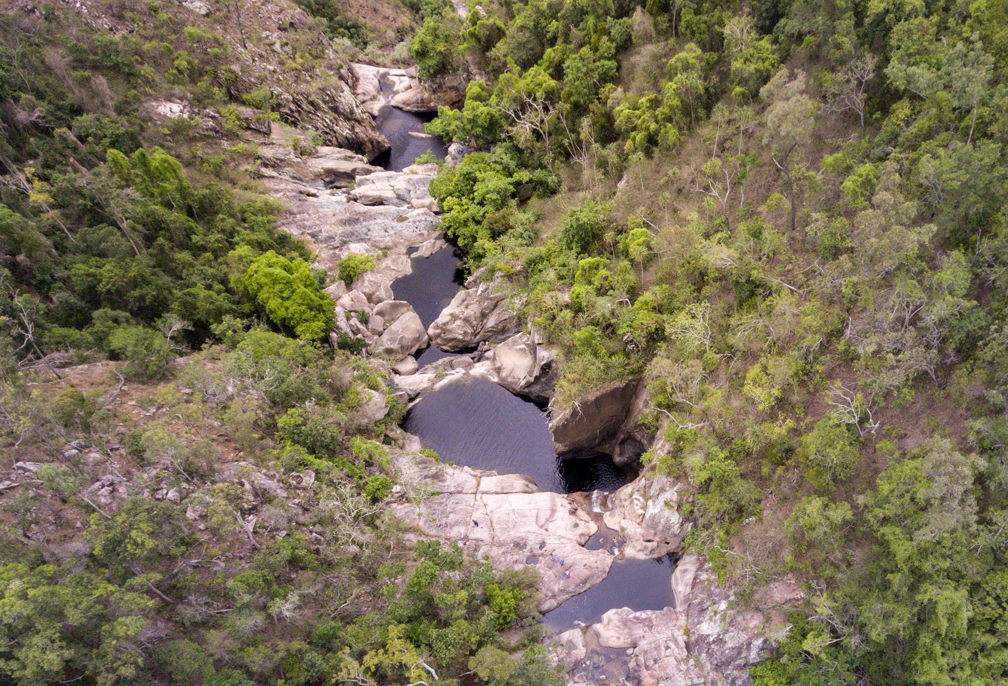 Jourama Fall, Waterview Creek, Paluma Range National Park