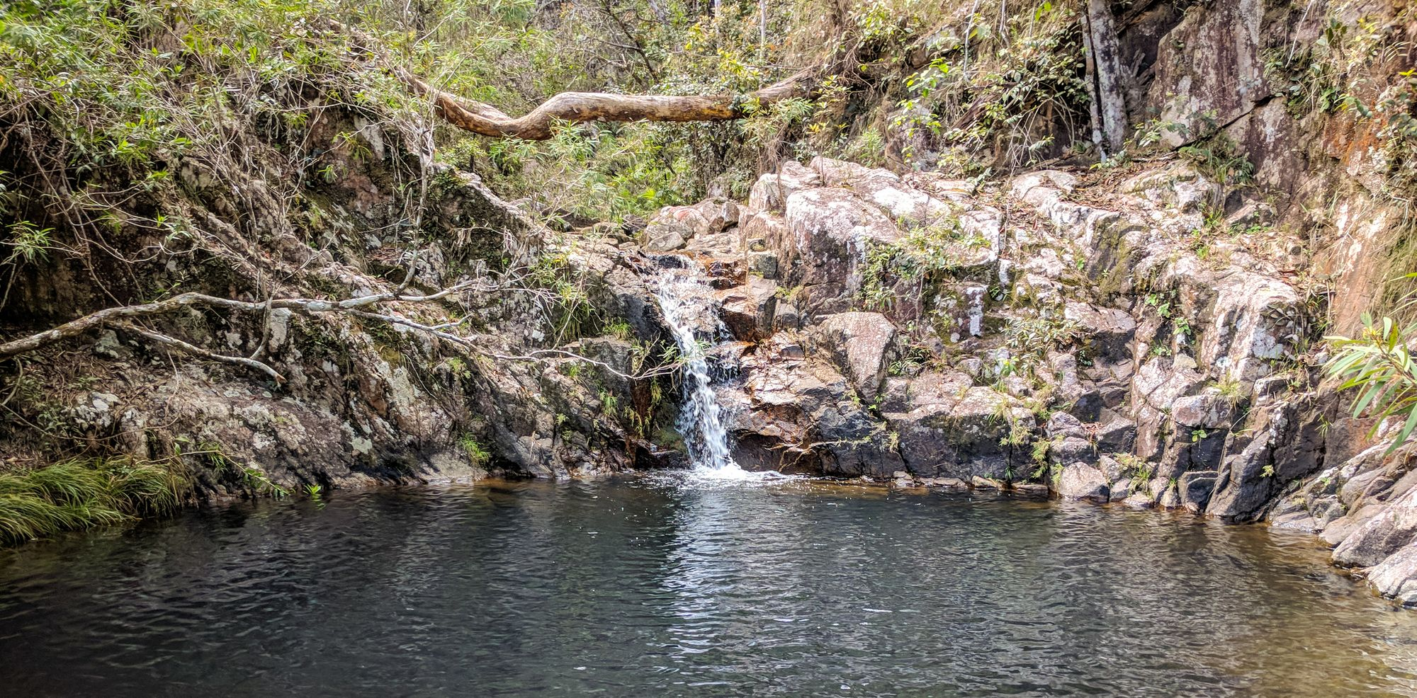 miners creek falls