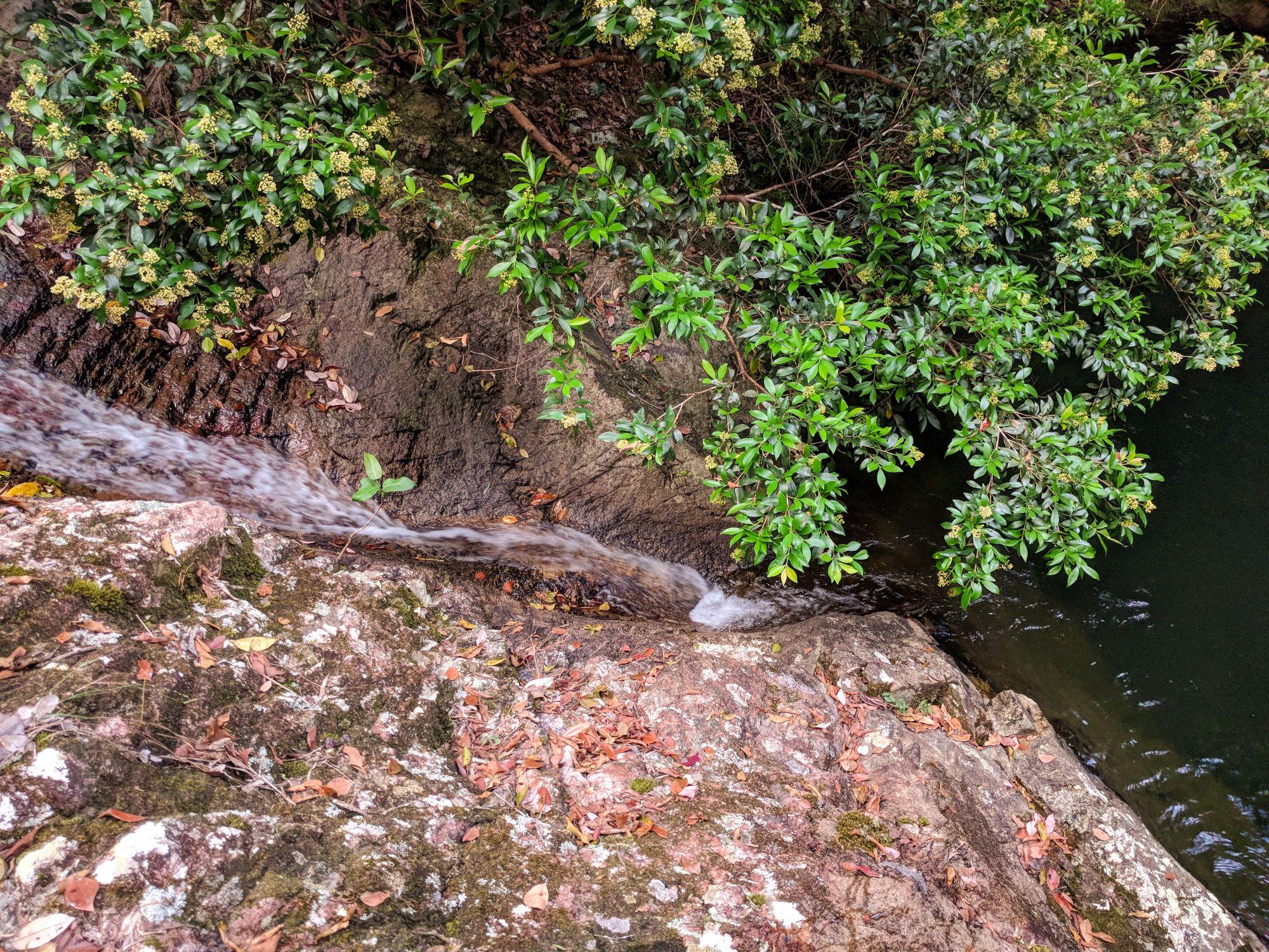 smith falls above paluma