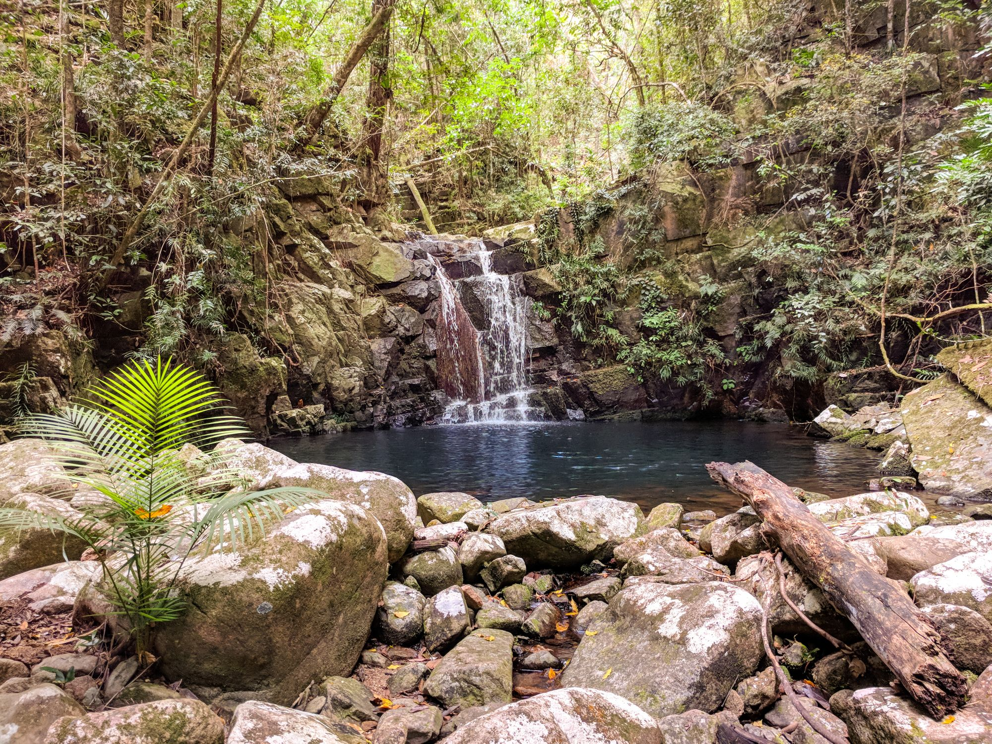Triple Falls, Paluma Range National Park