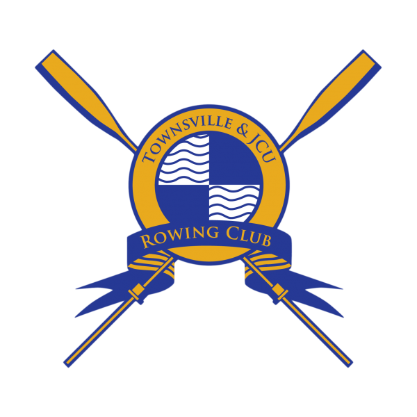 Townsville & JCU Rowing Club logo